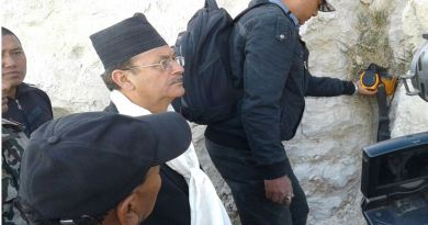 Mineral Condition of Nepal