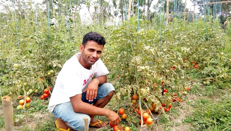 Youth of Nepal in Agriculture