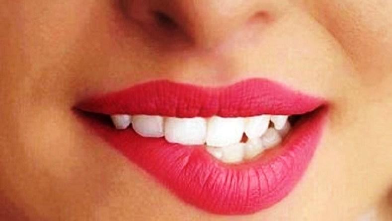 Rose Lip of Woman