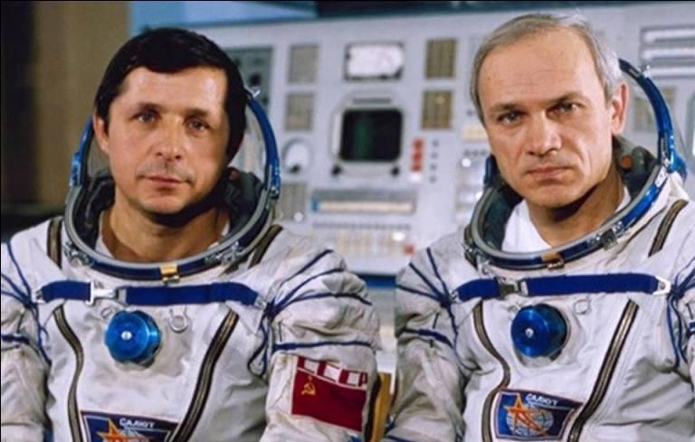 अन्तरिक्ष यात्री भिक्टर पेत्रोभिच