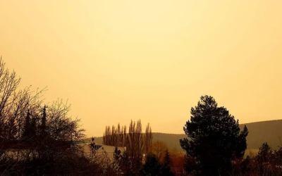 Saharan Dust – February 10, 2021