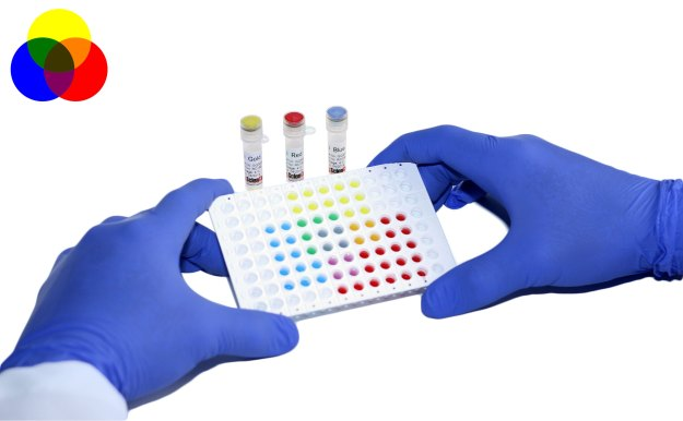 qPCR Loading Indicator Kit, 1,500 reactions