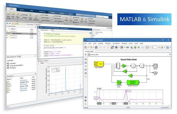 Vývojové prostředí MATLAB a Simulink