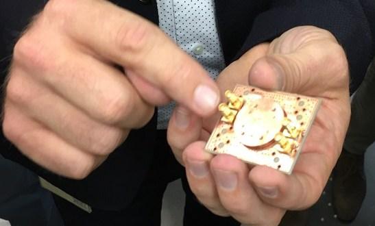 Pětiqubitový čip, IBM Research