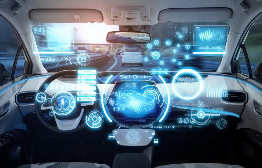 Autonomous Car ESMH Press Review