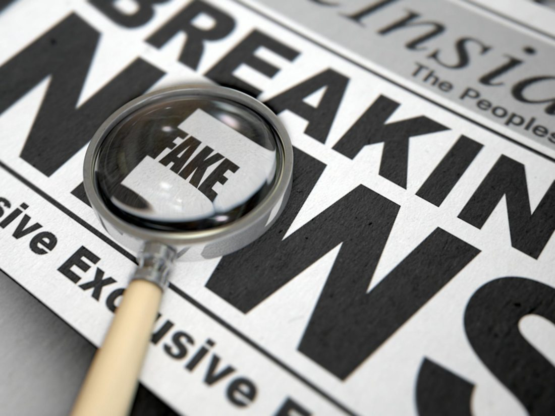 The promise and limitations of technological solutions to disinformation © Inked Pixels / Shutterstock