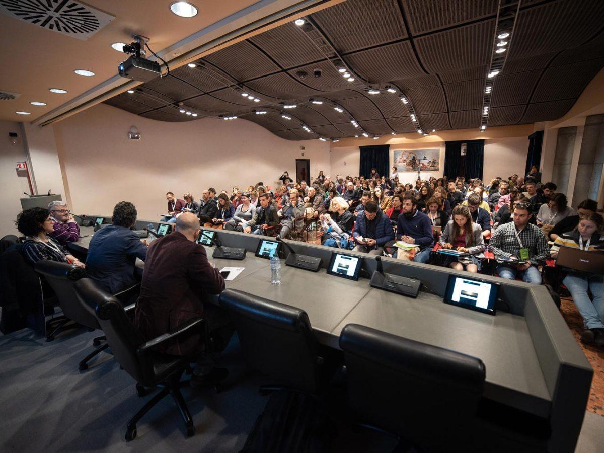Perugia audience ESMH mission
