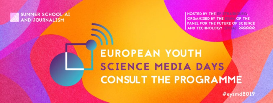 European Youth Science Media Days