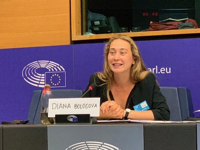 Diana Bologova Speaker Summer school 2019 ESMH