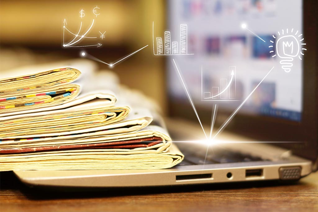 AI could boost journalism with smart tools ESMH article