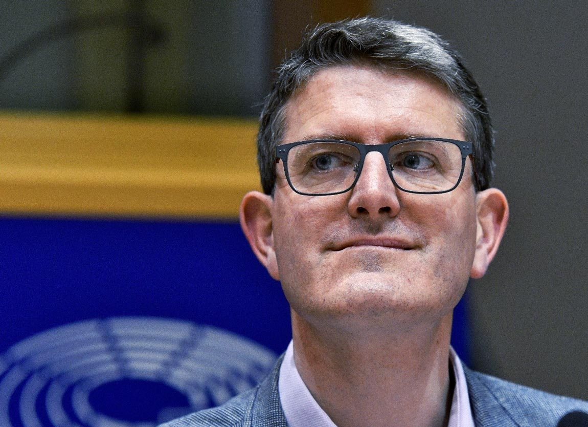 Diarmaid Mac Mathúna © European Union 2019 - Source : EP