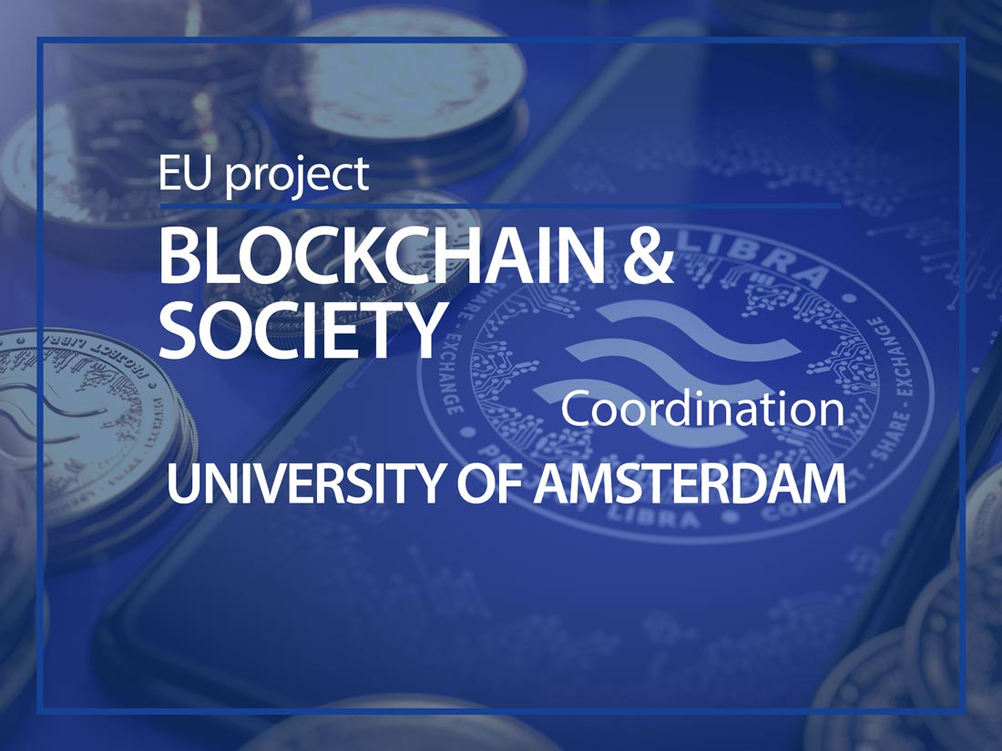 Blockchain & Society EU project