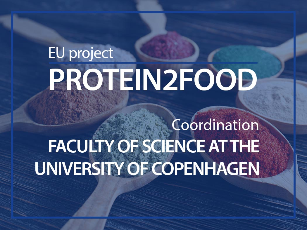 EU project : PROTEIN2FOOD