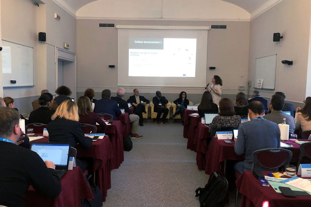 Debate on the disinformation phenomenon in Varese december 2019