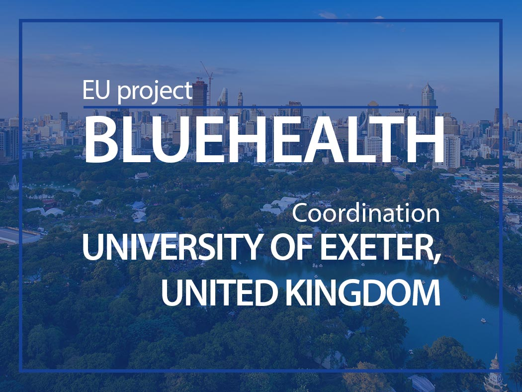 EU Project : BLUEHEALTH