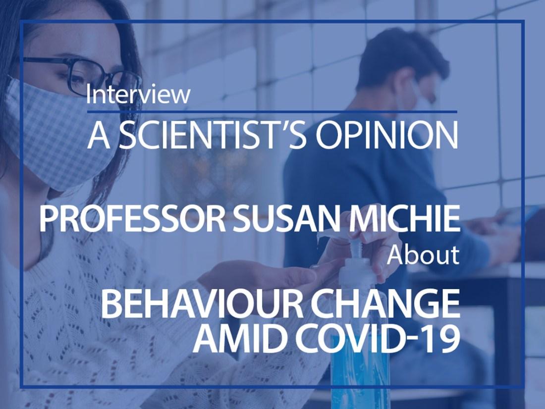 Susan Michie interview