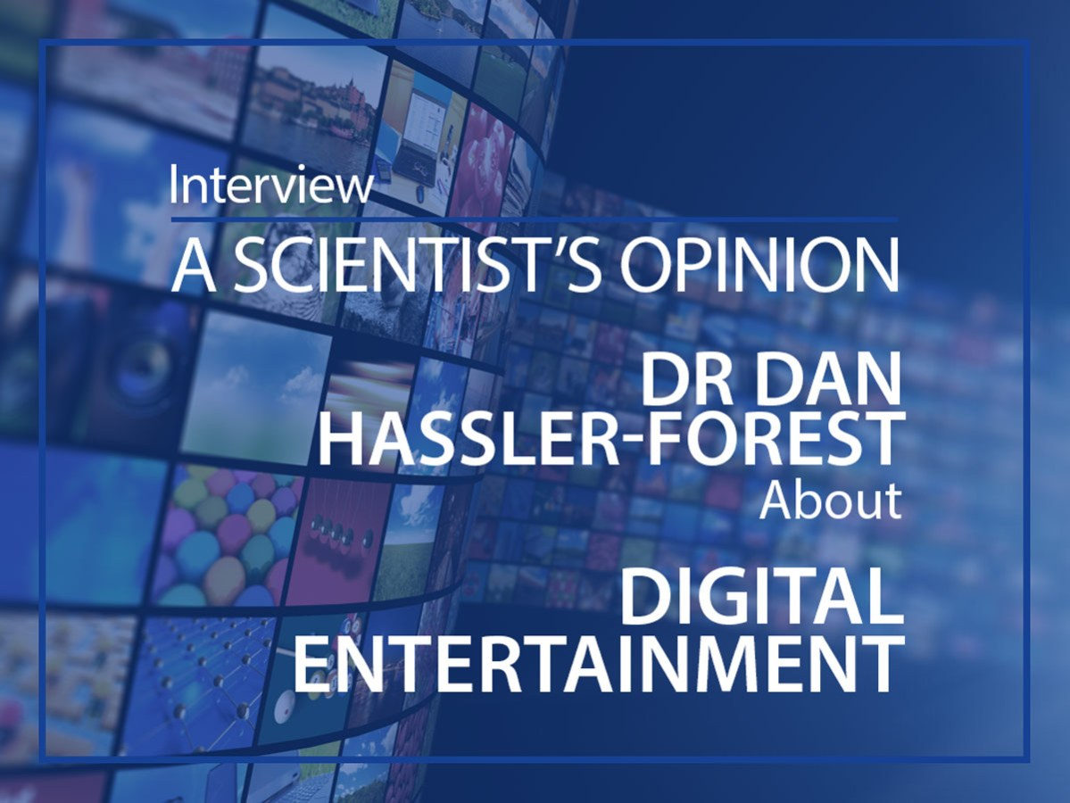 Dr Dan Hassler-Forest interview