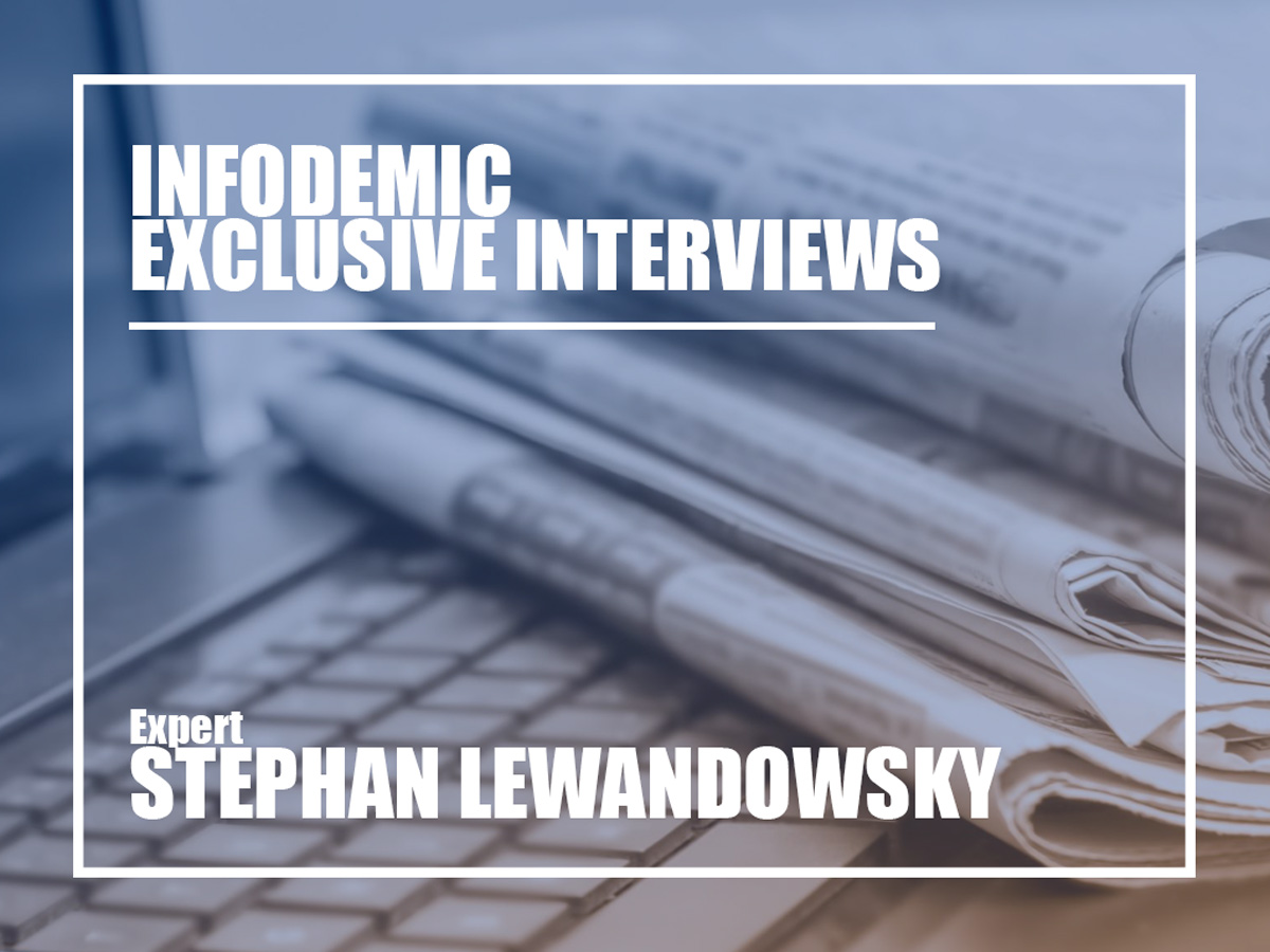 Stephan Lewandowsky ESMH interview