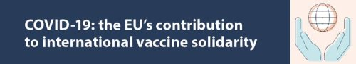 Infographic - COVID-19: the EU's contribution to global vaccine solidarity