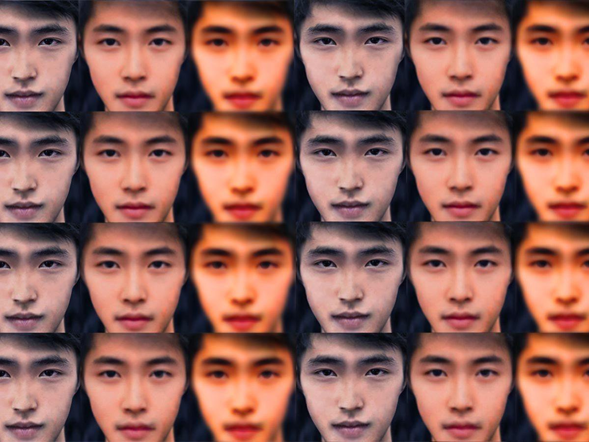 Deepfake Face Manipulation of Asian Male