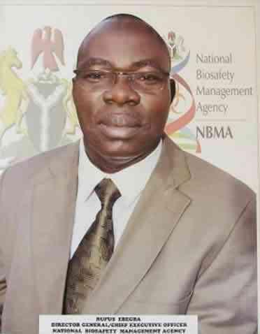 Dr. Rufus Ebegba