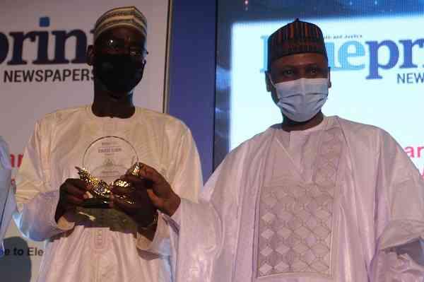 Blueprint Award