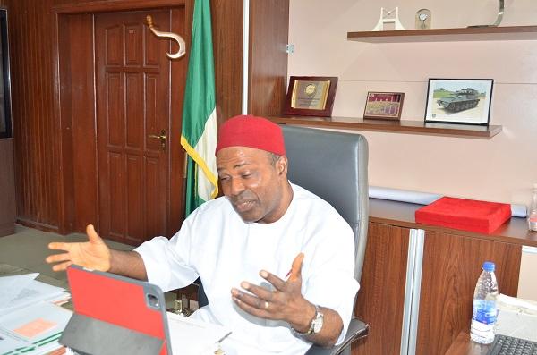 Dr. Ogbonnaya Onu.
