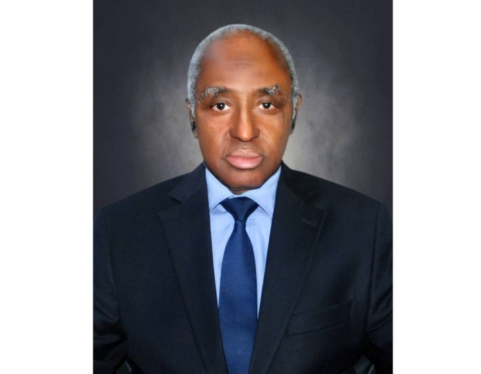 The president, Abuja Chamber of Commerce and Industry, Dr Al-Mujtaba Abubakar.