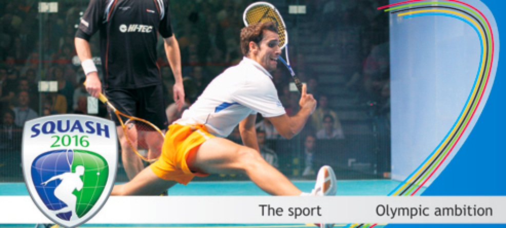 Karim Darwish & Squash Olympics