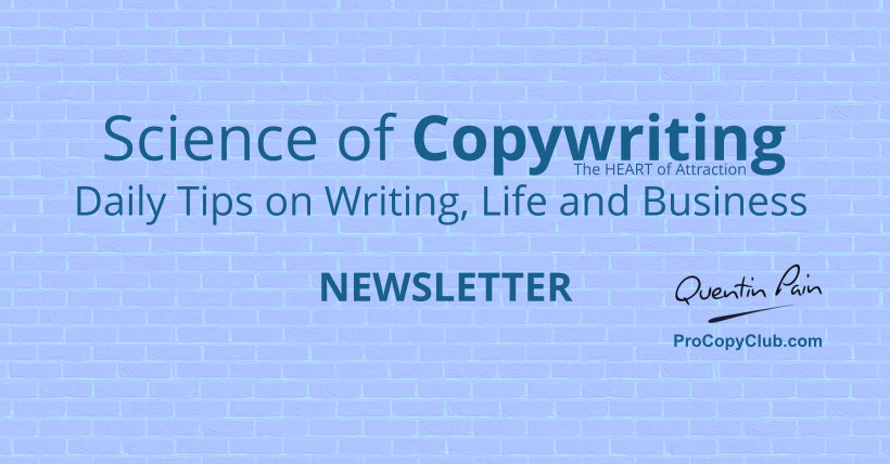Science of Copywriting Newsletter Featured Image