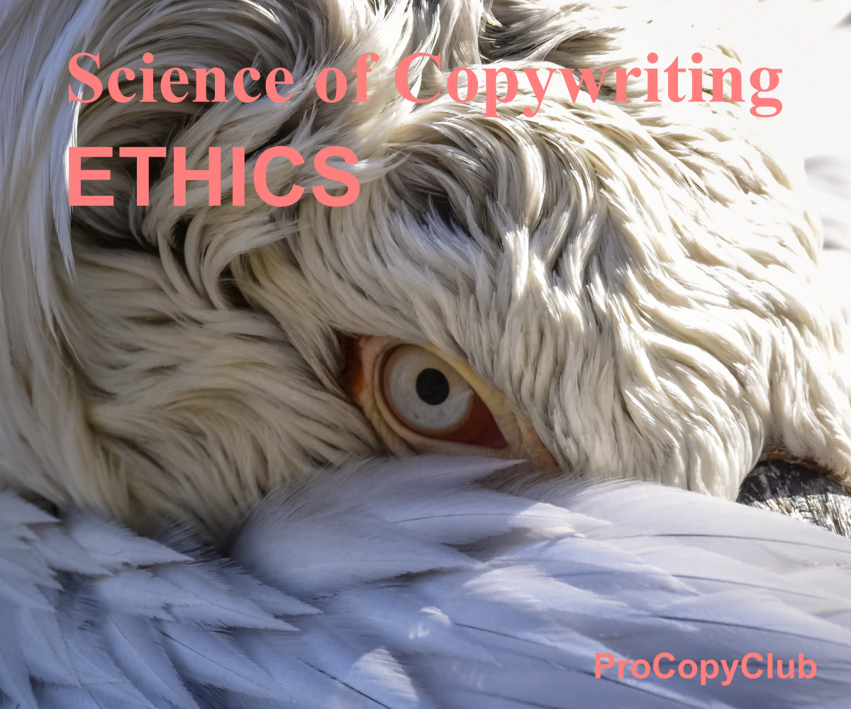 The Ethics Of Great Copywriting (or why you should never lie or cheat)