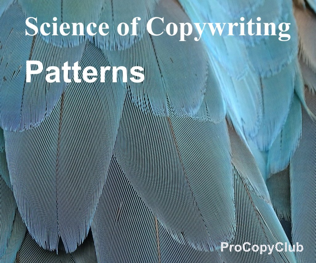 How Patterns Determine The Viability Of Great Sales Copy