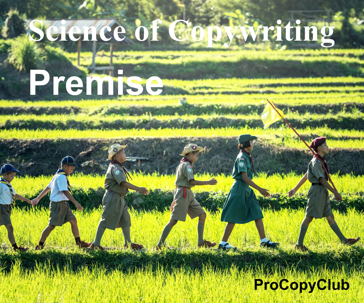 The Secret Of The Premise [Copywriting Secrets]