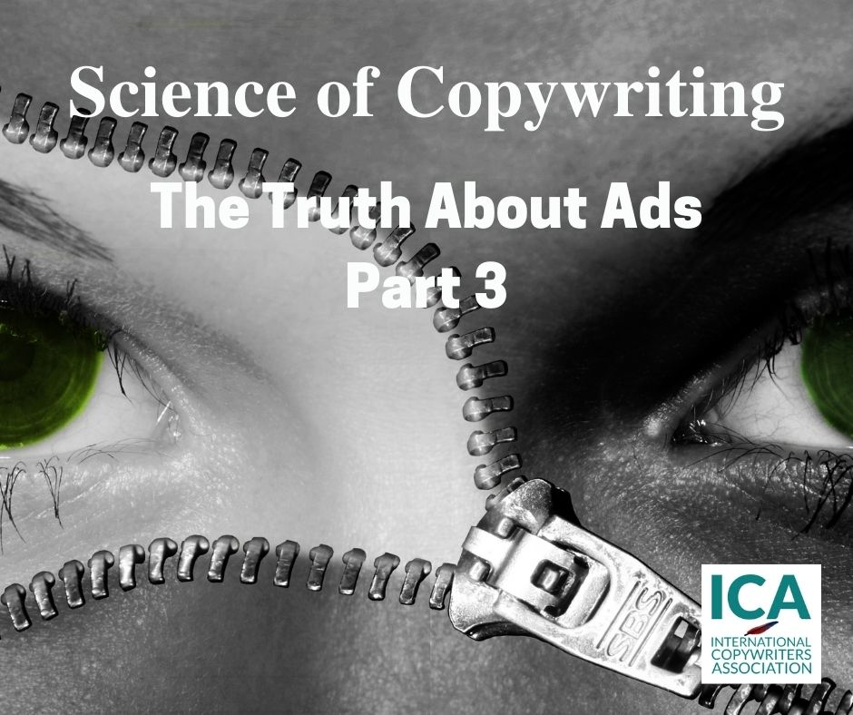 The Truth About Ads Part 3 [Copywriting Guides]