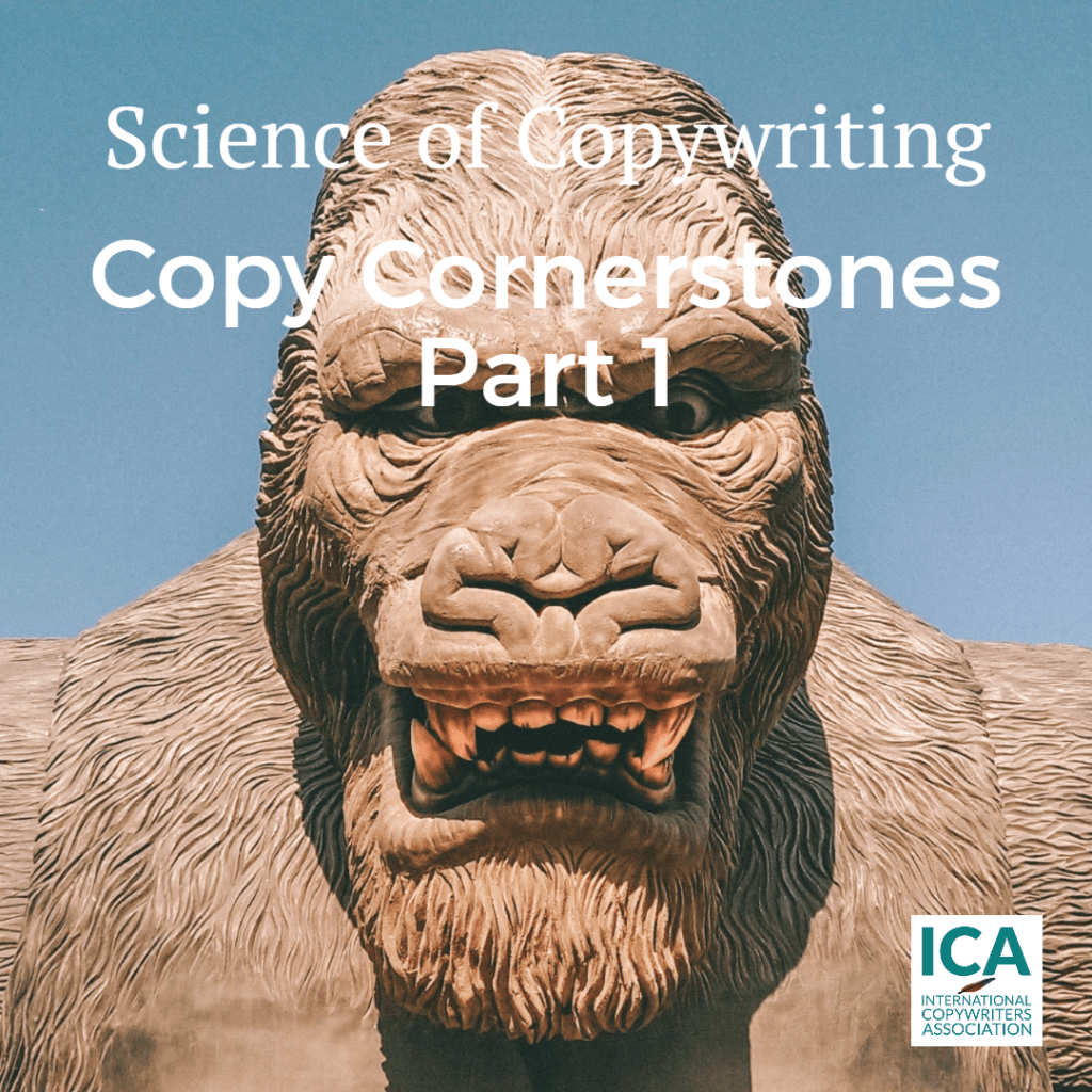 The Four Cornerstones of Copy Part 1 [Copywriting Tips]