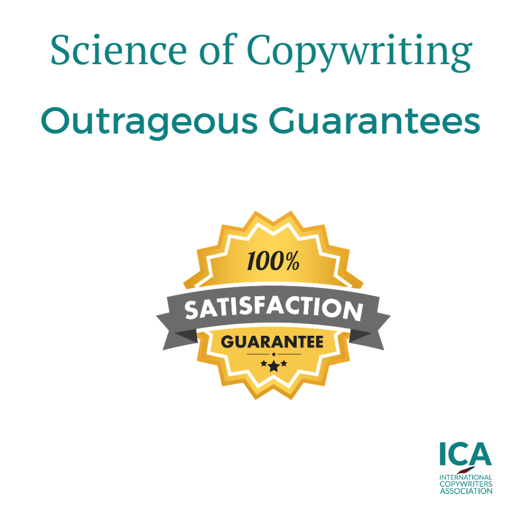 Outrageous Guarantees [Copywriting Know How]