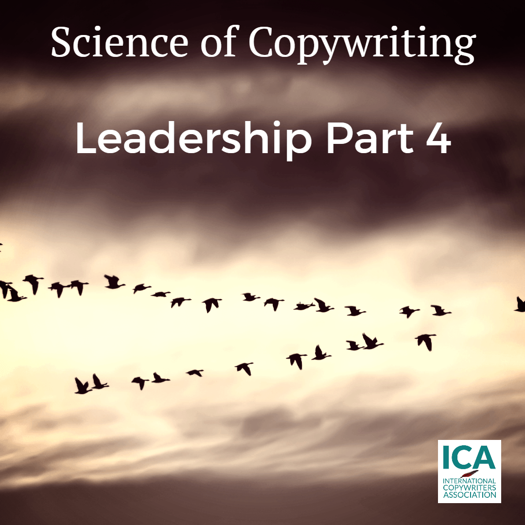 How to become a leader in the copywriting industry. Part 4