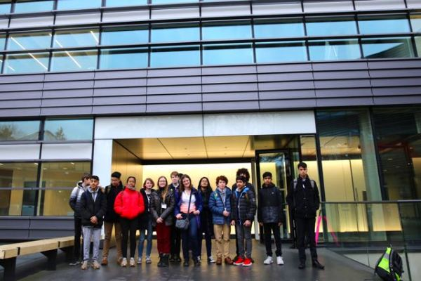 OxSource supporting Science Oxford's STEM Careers Programme