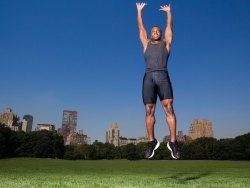 Lower limb power and vertical jump