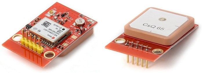 Testing NEO-6M GPS receiver module | Do It Easy With ScienceProg