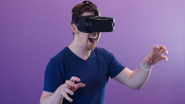 Virtual Reality Technology Provides For Virtually Unlimited