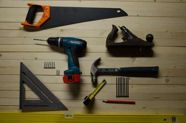 basic building tools