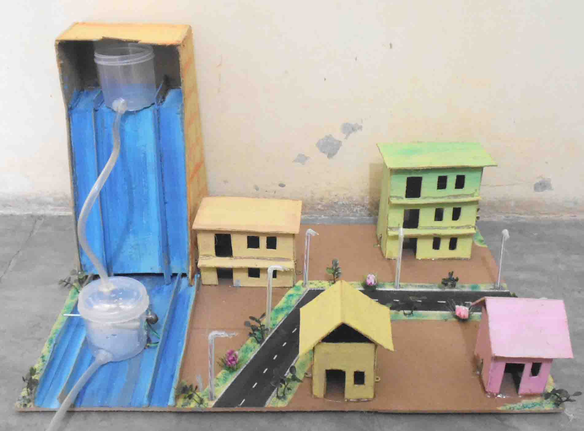 Hydraulic Dam Science Project In Chandigarh