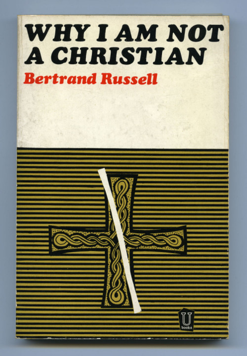 bertrand russell atheist essay Running head: bertrand russell bertrand russell [student's name] [institute's name] bertrand russell bertrand russell was a very famous atheist philosopher onc.