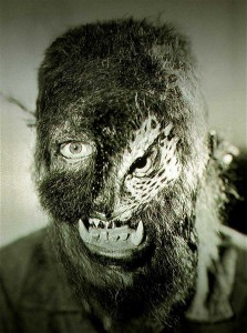 Unused beats-man test make up: Island of Lost Souls , 1932, dir. Earl C Keaton