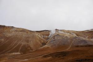 Fumeroles Islande