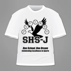 Intrams Shirt Design (front)