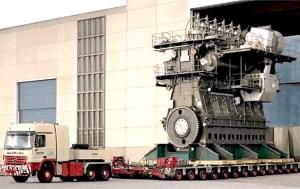 Big Diesel Engines