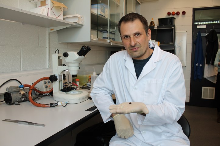 Dr Michel Dugon