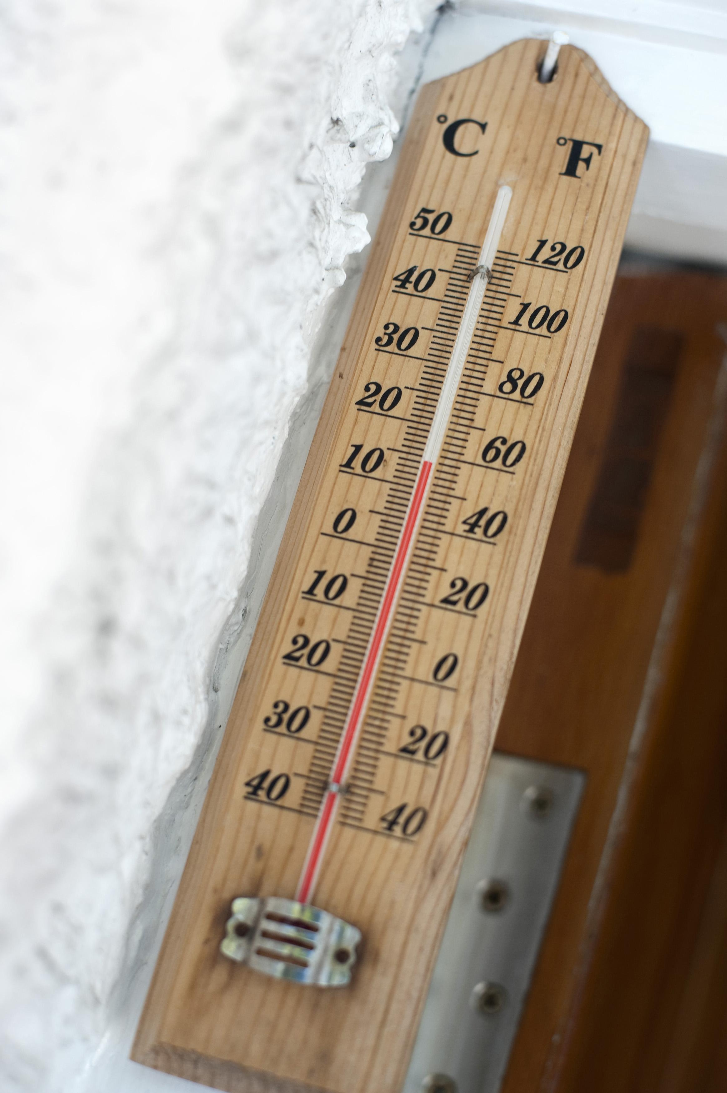 Free Stock Image Of Mercury Thermometer
